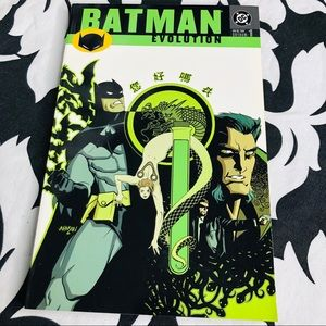 5 for $25| Batman New Gotham Evolution TPB